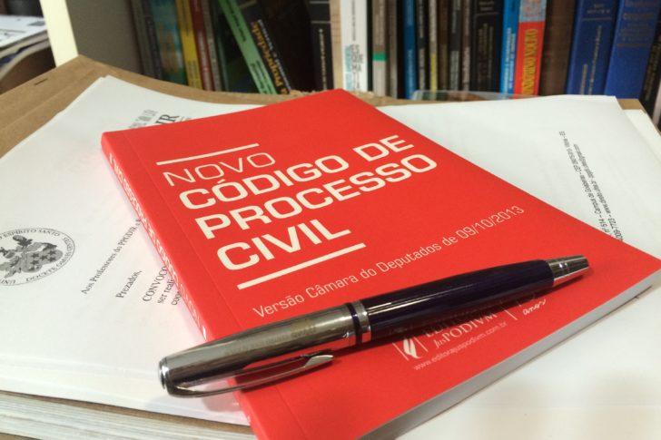 Livro Código de Processo Civil