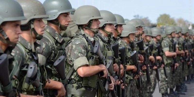 TRE vai pedir reforço de tropas federais para as eleições no Rio    JurisBahia